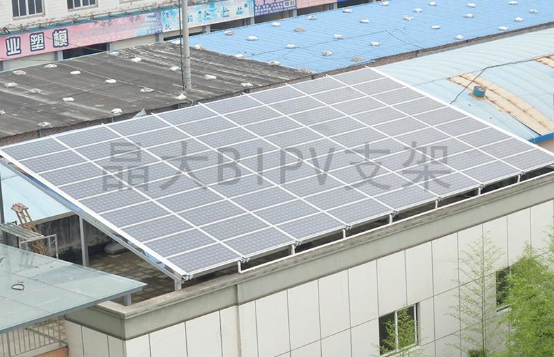 光伏屋顶阳光棚项目