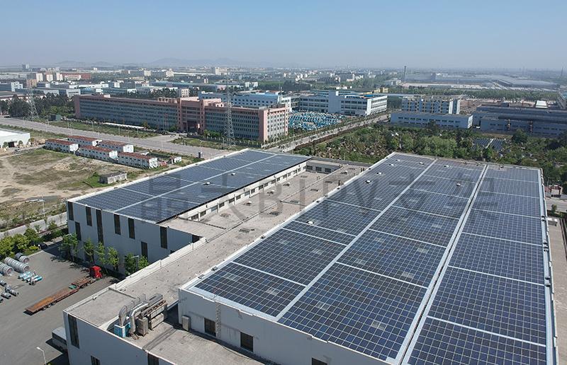 台州亿利达3.1MW项目