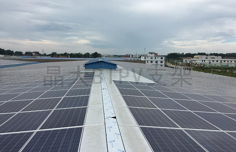泗阳1.1MW项目